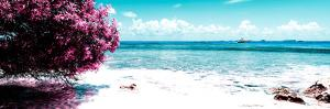 ¡Viva Mexico! Panoramic Collection - Caribbean Coastline II by Philippe Hugonnard