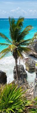 ¡Viva Mexico! Panoramic Collection - Caribbean Coastline - Tulum IX by Philippe Hugonnard