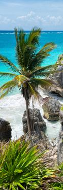 ¡Viva Mexico! Panoramic Collection - Caribbean Coastline - Tulum IX by Philippe Hugonnard