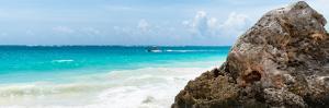 ¡Viva Mexico! Panoramic Collection - Caribbean Coastline - Tulum VIII by Philippe Hugonnard
