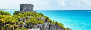 ¡Viva Mexico! Panoramic Collection - Caribbean Coastline - Tulum XII by Philippe Hugonnard