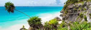 ?Viva Mexico! Panoramic Collection - Caribbean Coastline - Tulum by Philippe Hugonnard