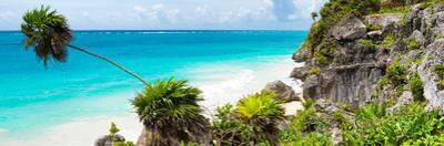 ¡Viva Mexico! Panoramic Collection - Caribbean Coastline - Tulum by Philippe Hugonnard