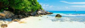 ¡Viva Mexico! Panoramic Collection - Caribbean Coastline V by Philippe Hugonnard
