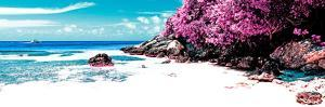 ¡Viva Mexico! Panoramic Collection - Caribbean Coastline VI by Philippe Hugonnard