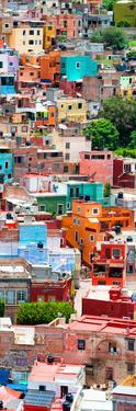 ¡Viva Mexico! Panoramic Collection - Colorful Cityscape - Guanajuato I by Philippe Hugonnard