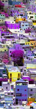 ¡Viva Mexico! Panoramic Collection - Colorful Cityscape - Guanajuato II by Philippe Hugonnard
