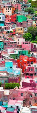 ¡Viva Mexico! Panoramic Collection - Colorful Cityscape - Guanajuato IX by Philippe Hugonnard