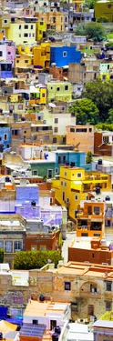 ¡Viva Mexico! Panoramic Collection - Colorful Cityscape - Guanajuato VII by Philippe Hugonnard