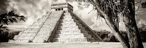 ¡Viva Mexico! Panoramic Collection - El Castillo Pyramid - Chichen Itza VIII by Philippe Hugonnard