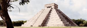 ¡Viva Mexico! Panoramic Collection - El Castillo Pyramid - Chichen Itza XII by Philippe Hugonnard