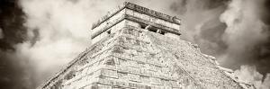 ¡Viva Mexico! Panoramic Collection - El Castillo Pyramid - Chichen Itza XV by Philippe Hugonnard