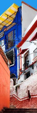 ¡Viva Mexico! Panoramic Collection - Guanajuato Facade II by Philippe Hugonnard
