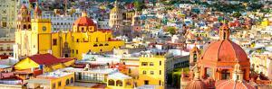 ¡Viva Mexico! Panoramic Collection - Guanajuato II by Philippe Hugonnard