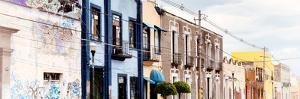 ¡Viva Mexico! Panoramic Collection - Mexican Street VI by Philippe Hugonnard