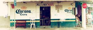 ¡Viva Mexico! Panoramic Collection - Mexican Supermarket by Philippe Hugonnard