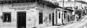 ¡Viva Mexico! Panoramic Collection - Mexican Urban Street II by Philippe Hugonnard