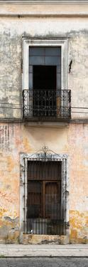 ¡Viva Mexico! Panoramic Collection - Old Mexican Facade II by Philippe Hugonnard