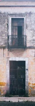 ¡Viva Mexico! Panoramic Collection - Old Mexican Facade III by Philippe Hugonnard