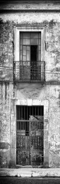 ¡Viva Mexico! Panoramic Collection - Old Mexican Facade V by Philippe Hugonnard