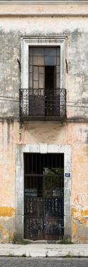 ¡Viva Mexico! Panoramic Collection - Old Mexican Facade by Philippe Hugonnard