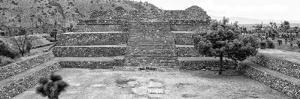 ¡Viva Mexico! Panoramic Collection - Pyramid of Cantona Archaeological Site XI by Philippe Hugonnard