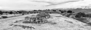 ¡Viva Mexico! Panoramic Collection - Ruins of Monte Alban by Philippe Hugonnard