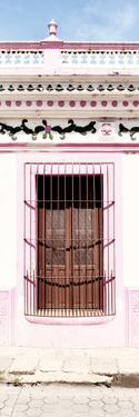 ¡Viva Mexico! Panoramic Collection - San Cristobal Facade III by Philippe Hugonnard