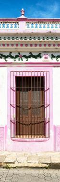 ¡Viva Mexico! Panoramic Collection - San Cristobal Facade by Philippe Hugonnard