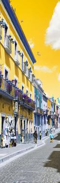 ¡Viva Mexico! Panoramic Collection - Street Colors Guanajuato II by Philippe Hugonnard