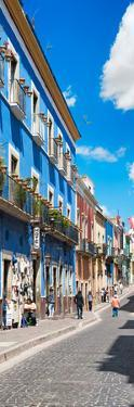 ¡Viva Mexico! Panoramic Collection - Street Colors Guanajuato by Philippe Hugonnard