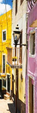¡Viva Mexico! Panoramic Collection - Street Scene Guanajuato III by Philippe Hugonnard