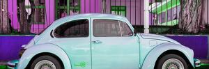 """¡Viva Mexico! Panoramic Collection - """"Summer"""" VW Beetle Car III by Philippe Hugonnard"""