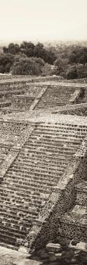 ¡Viva Mexico! Panoramic Collection - Teotihuacan Pyramids of the Sun by Philippe Hugonnard