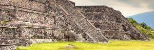 ¡Viva Mexico! Panoramic Collection - Teotihuacan Pyramids by Philippe Hugonnard