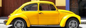 ¡Viva Mexico! Panoramic Collection - The Yellow Beetle Car by Philippe Hugonnard
