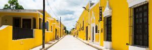 ¡Viva Mexico! Panoramic Collection - The Yellow City - Izamal II by Philippe Hugonnard