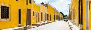 ¡Viva Mexico! Panoramic Collection - The Yellow City - Izamal III by Philippe Hugonnard