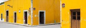 ¡Viva Mexico! Panoramic Collection - The Yellow City - Izamal IX by Philippe Hugonnard