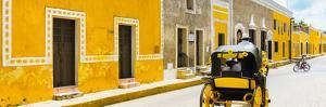 ¡Viva Mexico! Panoramic Collection - The Yellow City - Izamal V by Philippe Hugonnard
