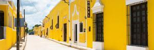 ¡Viva Mexico! Panoramic Collection - The Yellow City - Izamal by Philippe Hugonnard