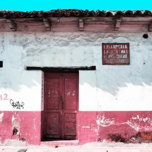 ¡Viva Mexico! Square Collection - Lavanderia II by Philippe Hugonnard