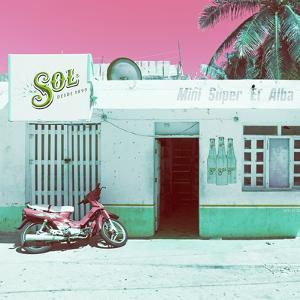 ¡Viva Mexico! Square Collection - Mini Supermarket Vintage IV by Philippe Hugonnard