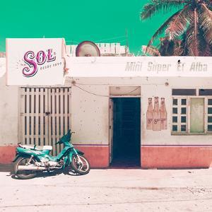 ¡Viva Mexico! Square Collection - Mini Supermarket Vintage V by Philippe Hugonnard