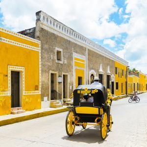 ¡Viva Mexico! Square Collection - The Yellow City V - Izamal by Philippe Hugonnard