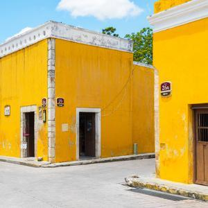 ¡Viva Mexico! Square Collection - The Yellow City XI - Izamal by Philippe Hugonnard