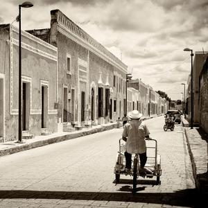 ¡Viva Mexico! Square Collection - The Yellow City XIV - Izamal by Philippe Hugonnard