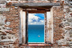 ¡Viva Mexico! Window View - Ocean View by Philippe Hugonnard