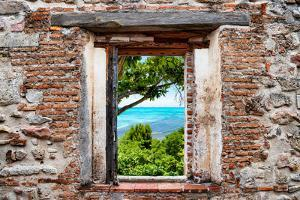 ¡Viva Mexico! Window View - Peaceful Paradise in Isla Mujeres by Philippe Hugonnard