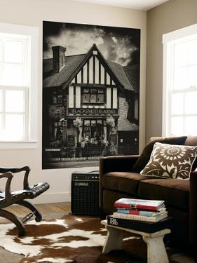 Wall Mural - UK Cottage - The Blacksmiths Arms - St Albans - Hertfordshire - London - UK - England by Philippe Hugonnard